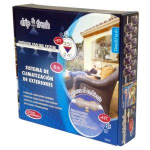 Kit sistema nebulización drip&fresh