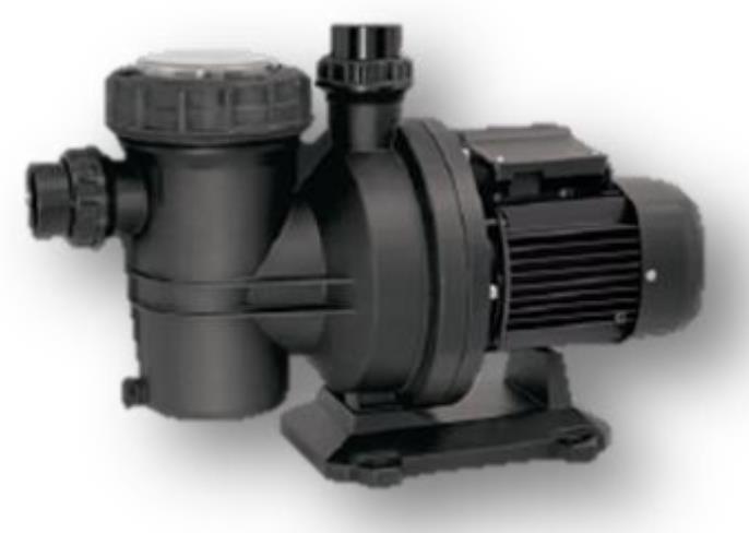 Bomba nox75 / silen75 15m3/h 230v 50hz (0,75hp)